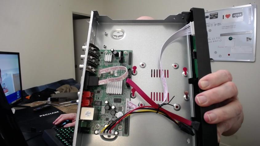 Box for hard drive